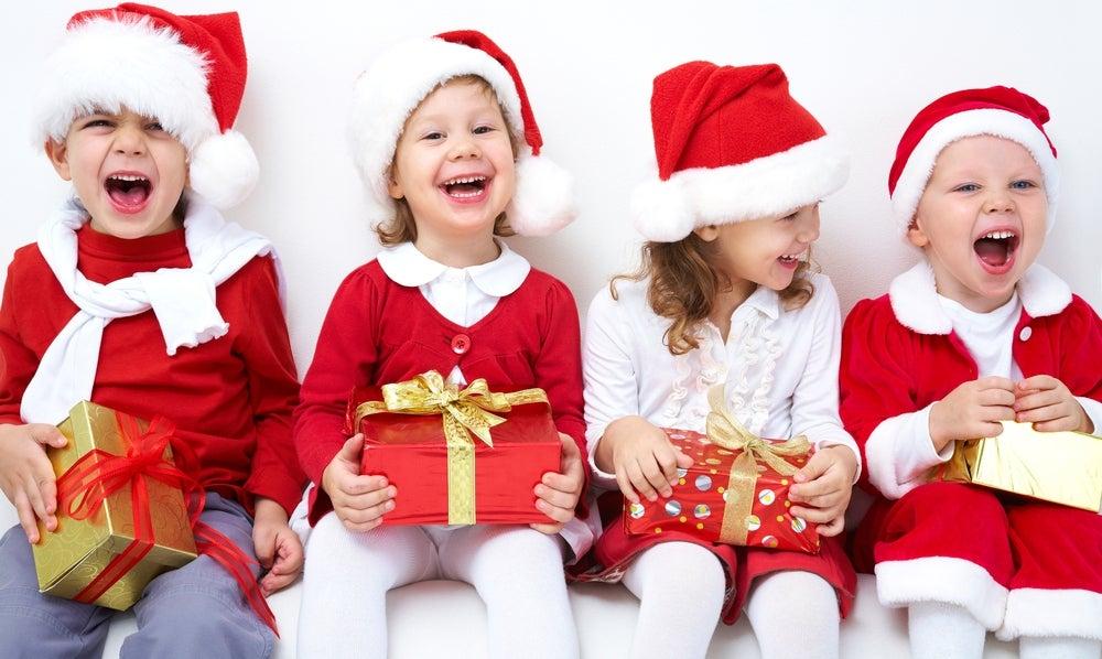 niños navidad