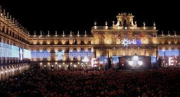 Vive la Nochevieja Universitaria de Salamanca. No te defraudará…