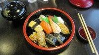 plato sushi