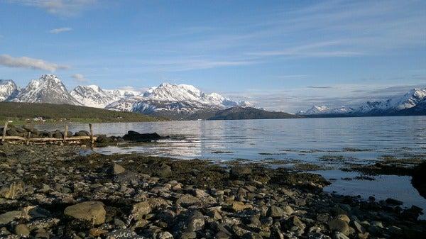 Alpes de Lyngen, Noruega