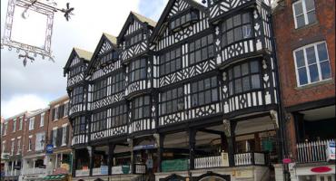 Descubre Chester, el pueblo inglés con más encanto…