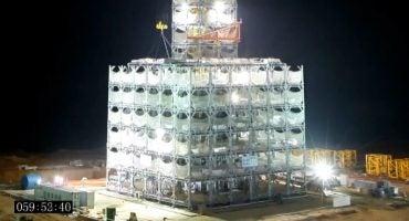 Lo último: Cómo construir un hotel de 30 plantas en tan sólo 15 días [vídeo]