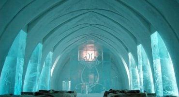 ¿Sabías que se va a construir el primer hotel de hielo permanente?