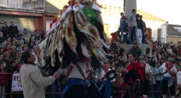 La fiesta de 'La Vaquilla', una curiosa tradición en Colmenar Viejo