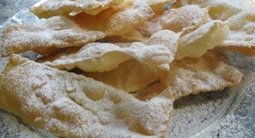 Postres y dulces de Carnaval