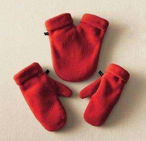 guantes dobles