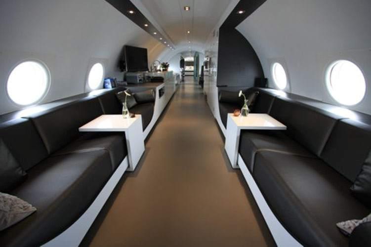 hotel-avion Honecker