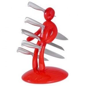 juego cuchillos