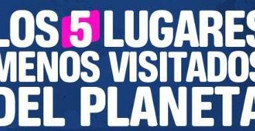 ¿Quieres viajar a los 5 lugares menos visitados del planeta? Mission TTWA