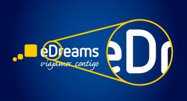 La marca eDreams, aceptada por la RAE como una excepción 2.0 por ser una empresa del sector tecnológico