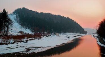 Esquiar y reponer fuerzas en Rumanía