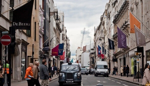 Bond Street, Londres