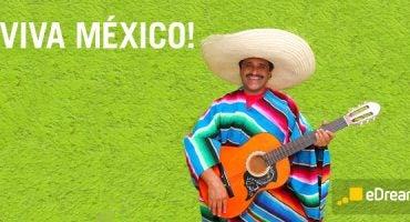 Regalamos un viaje para 2 personas en nuestro concurso ¡Viva México!