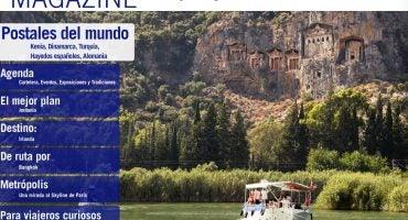 eDreams Magazine número 6, la revista que te guía en tus viajes