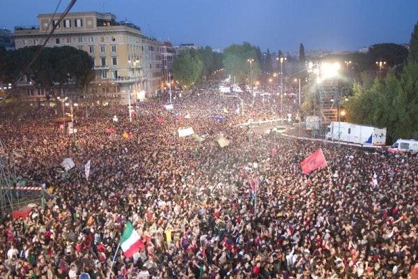 primo maggio Roma