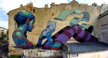 Street Art en el mundo