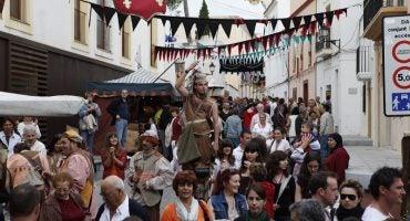 Transpórtate al pasado visitando la Fiesta Medieval de Ibiza en mayo