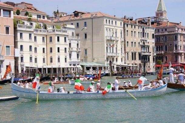 Vogalonga, Venecia