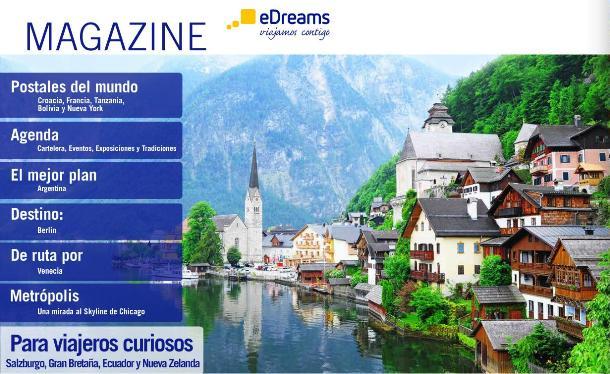 eDreams Magazine número 7