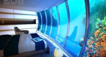¿Dónde estará el primer hotel submarino del mundo?