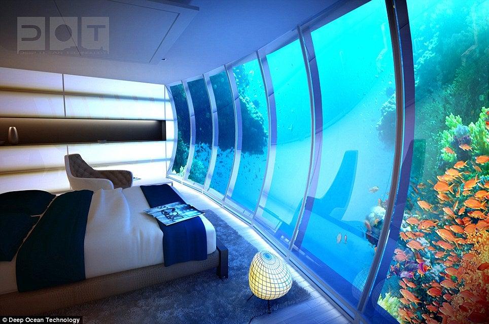 D nde estar el primer hotel submarino del mundo blog for Hoteles mas lujosos del mundo bajo el mar