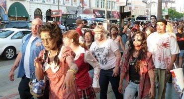 'La carrera de los zombies', tu cita terrorífica en Madrid y Barcelona