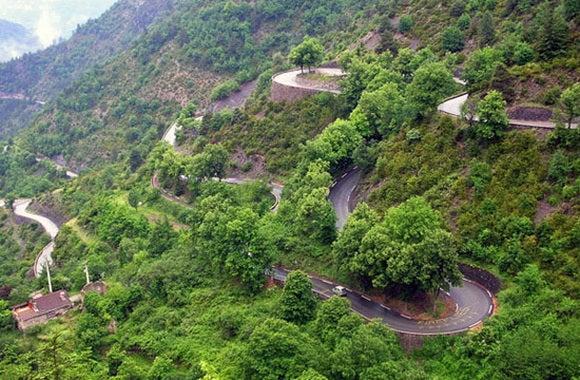 15 carreteras panorámicas para un road trip. Col de Turini Francia