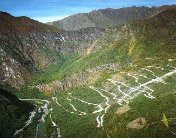 15 carreteras panorámicas para un road trip. Iroha zaka, japon