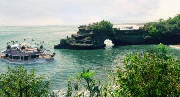 ¿Te imaginas vivir en una lujosa isla privada y además móvil?
