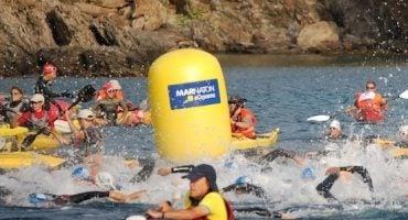 Nace la I Copa MARNATON eDreams, un circuito de maratones en mar abierto de más de 27 kilómetros