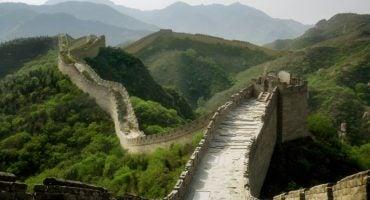 Nos vamos a dormir a la Muralla China, ¿te vienes?