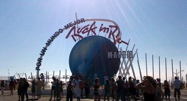 ¿Te apuntas a Rock in Rio Madrid?