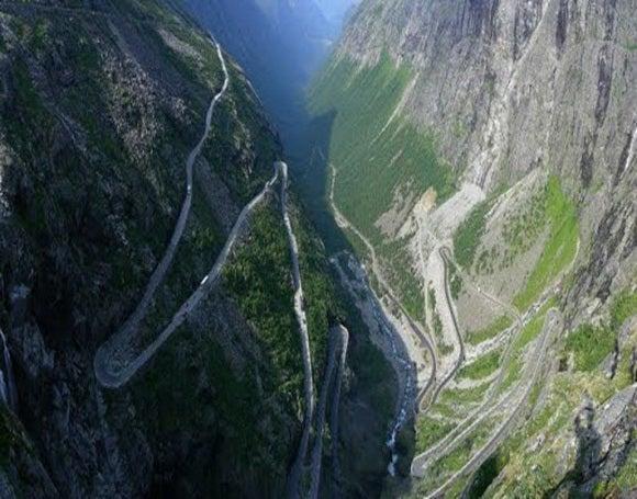 Trollstigen, Norvegia