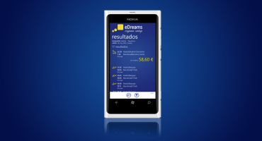 eDreams lanza su aplicación para Windows Phone