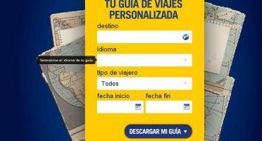 ¿Conoces las guías de viajes personalizadas de eDreams?