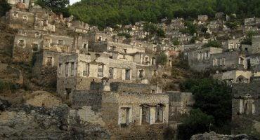 De viaje por ciudades abandonadas