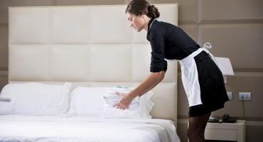 ¿Qué es lo más sucio en un hotel?