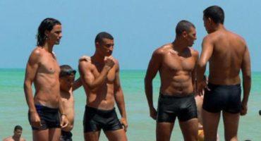 ¿Qué tipo de 'personaje' eres en la playa?