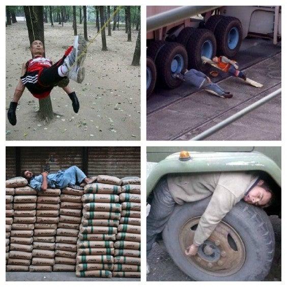dormir gratis