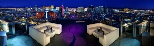 Ghostbar, Palms, las vegas