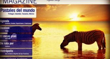 Prepara tu próximo viaje con la revista eDreams Magazine
