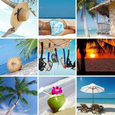 collage playa