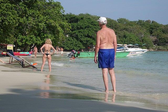 perfiles playa