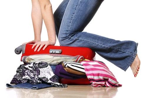 equipaje de mano y maletas Ryanair