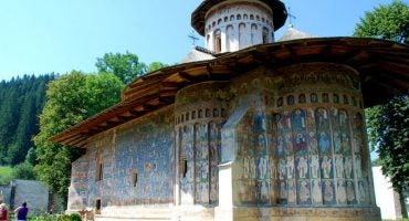 Conoce la ruta de los monasterios de Rumanía: Voronet [Parte 1]