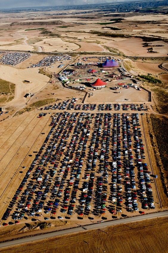 Monegros Desert Festival, la cita para los amantes de la música ...