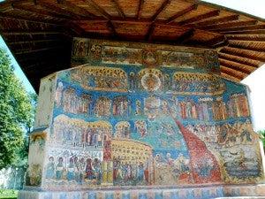 monasterios rumania