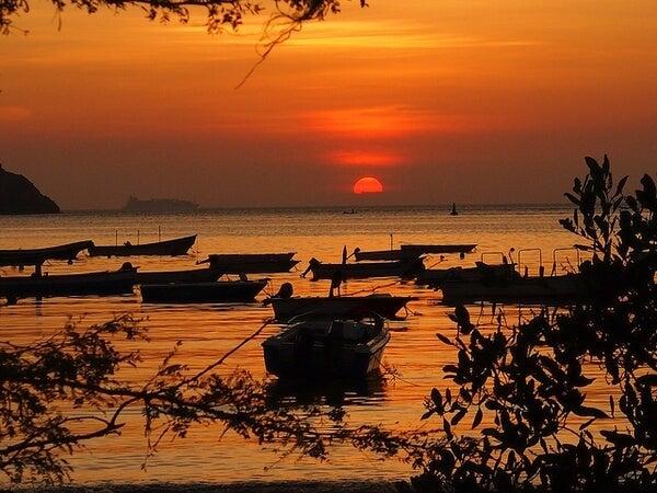 Las 20 mejores fotos de puestas de sol