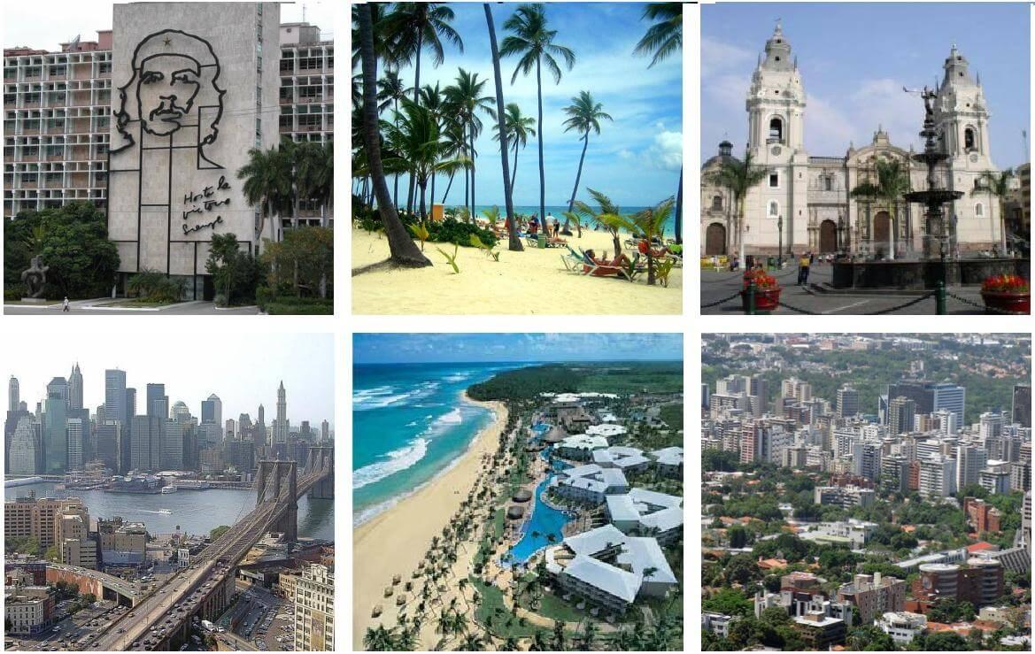 collage latinoamerica