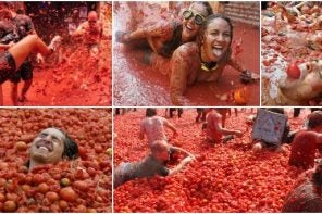10 consejos imprescindibles para disfrutar en 'La Tomatina' de Buñol